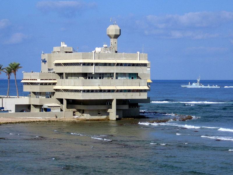 Национальный институт океанографии в Хайфе